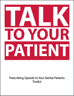 Talk to your patient